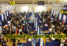 Photo of Assistez à un salon de l'emploi