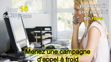 Photo of Menez une campagne d'appel à froid